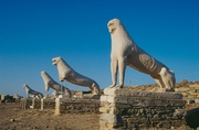History of Delos Island, Greece
